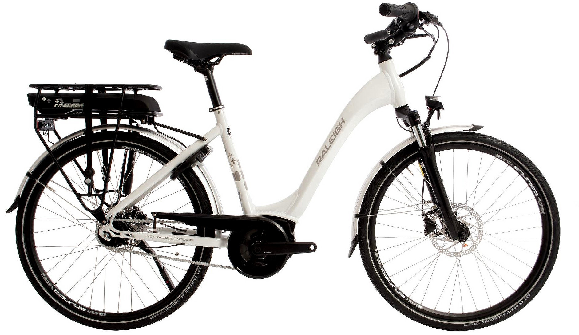 Raleigh Motus Tour Low step e-bike