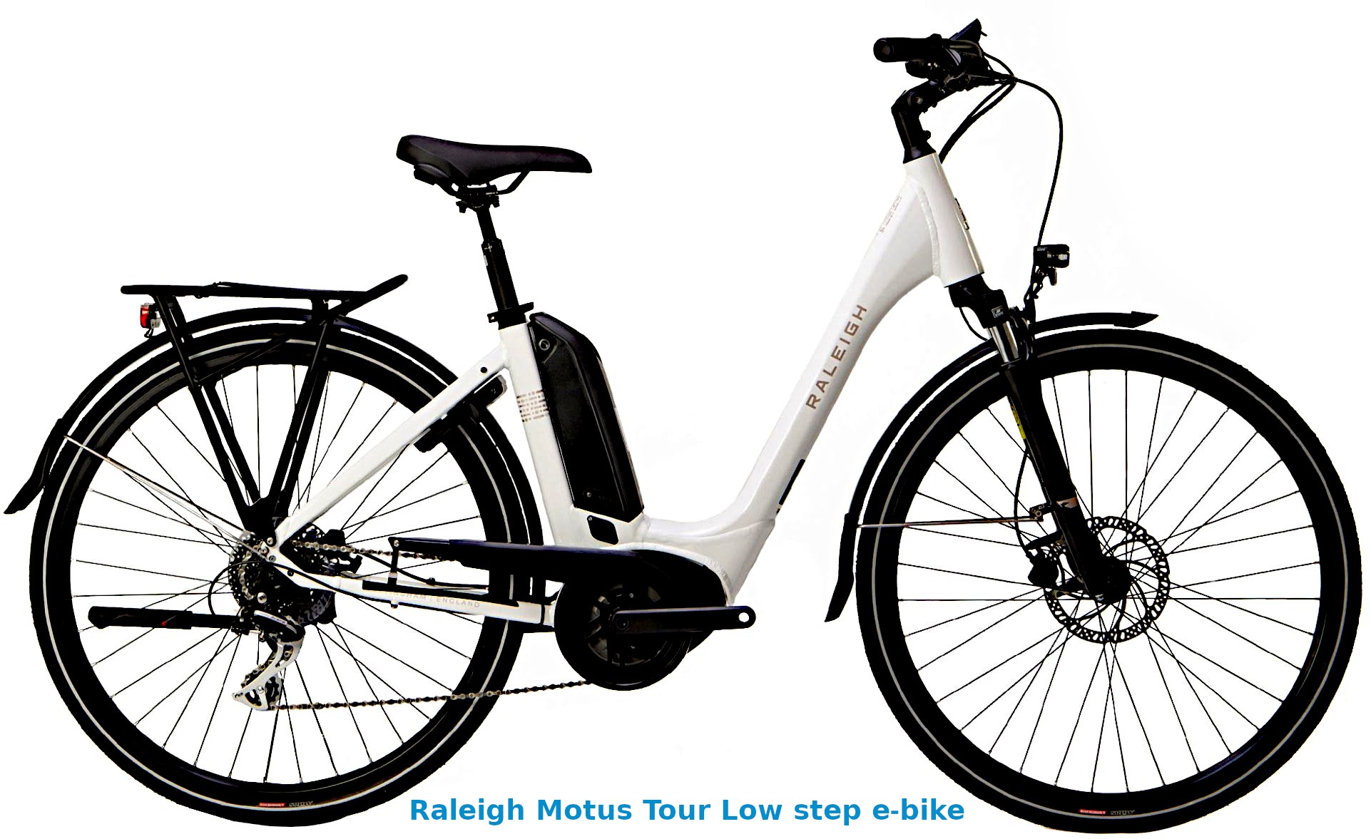Raleigh Motus Tour e-bike